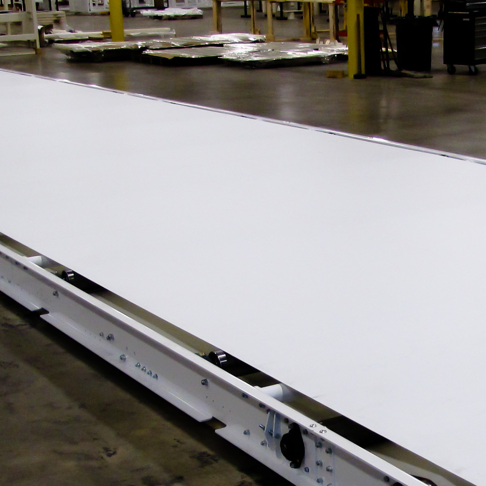how to make a conveyor belt at home