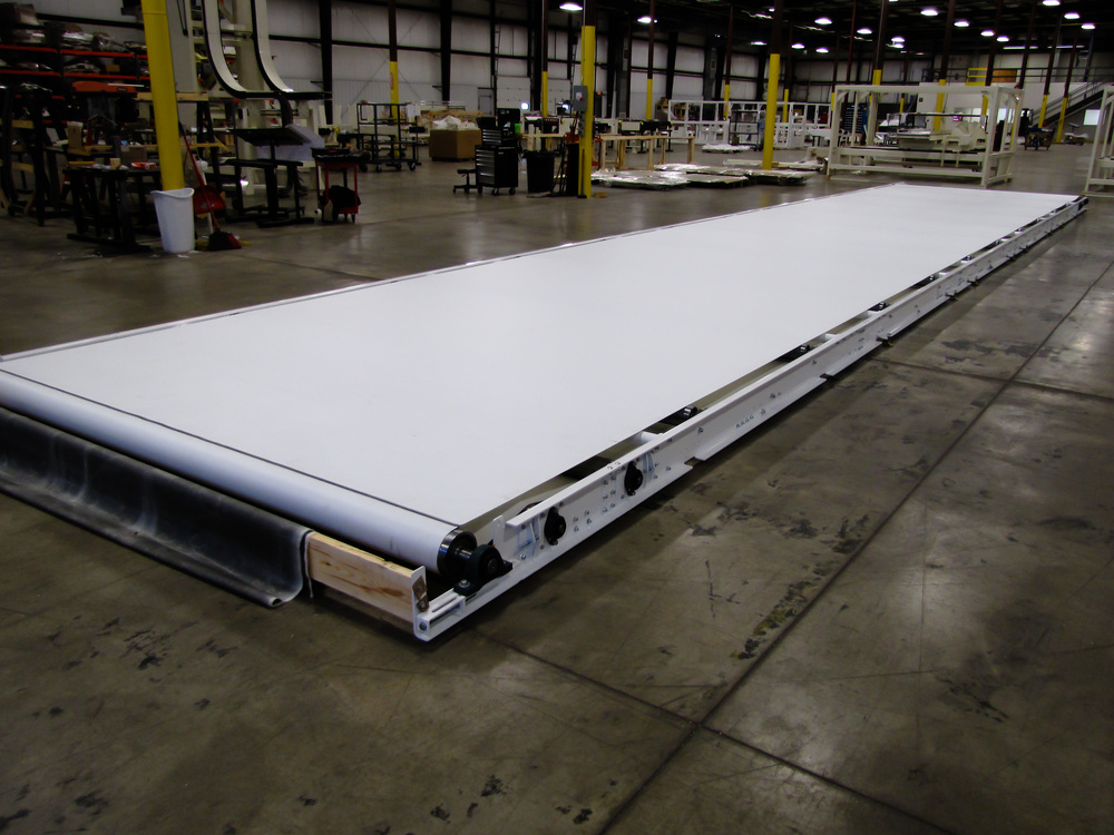 Fabric Belt Conveyor
