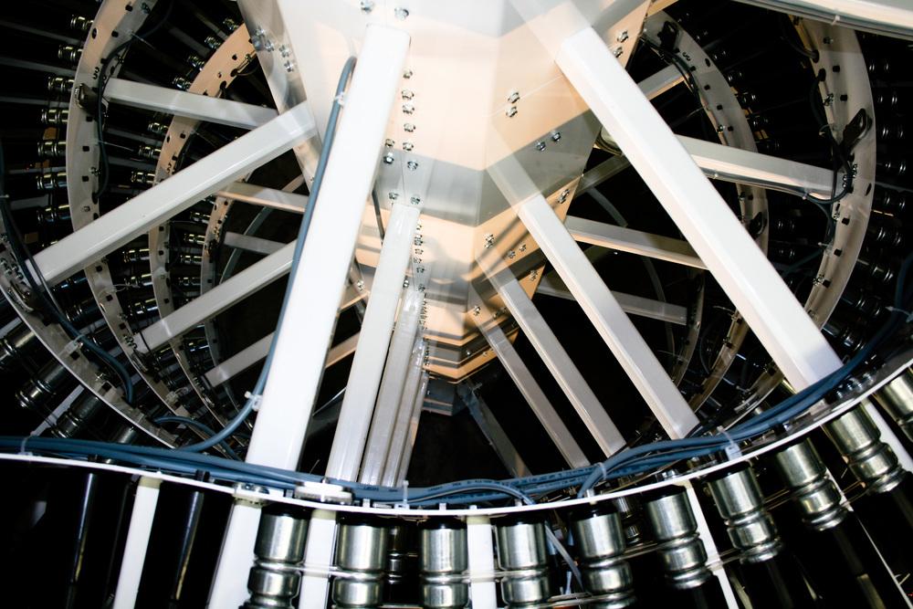 MDR Spiral Vertical Conveyor