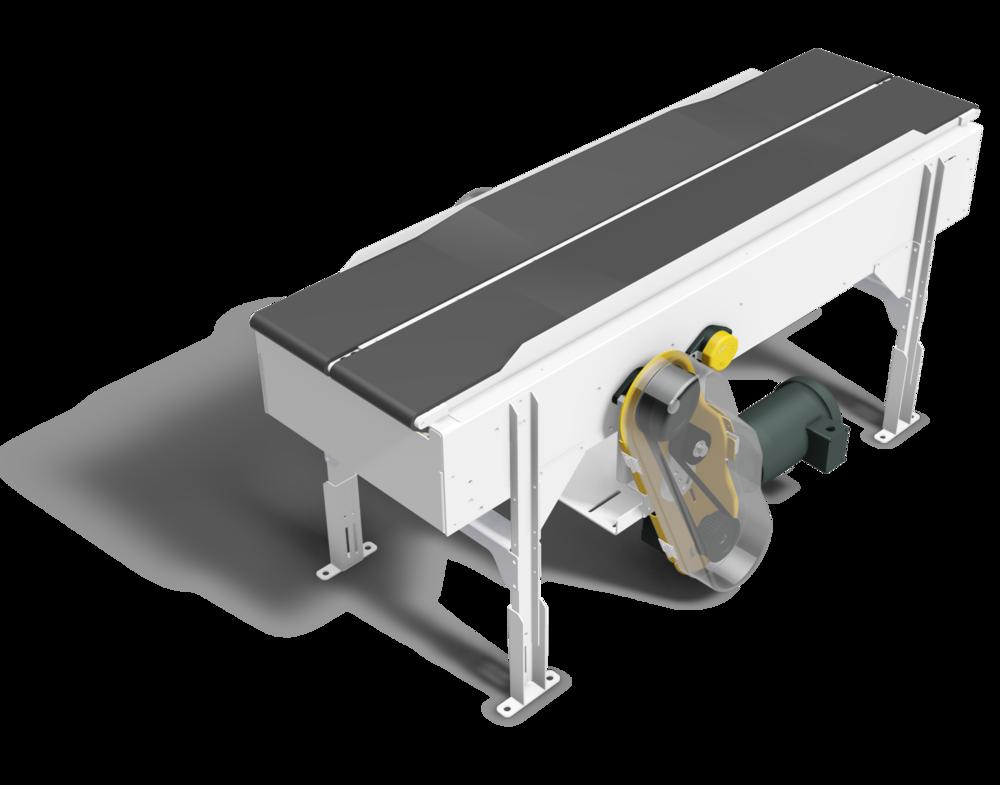 Dual Belt Rotator