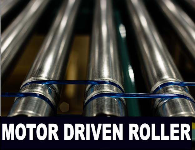Motor Driven Roller Conveyor
