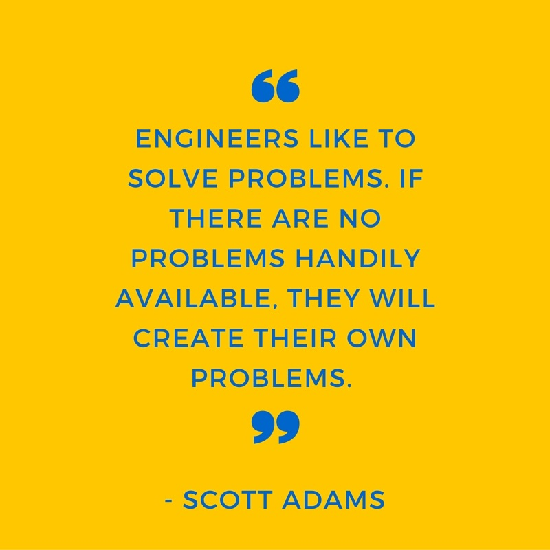 Top Ten Engineering Quotes Product Handling Concepts