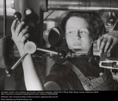 Birinci Dünya Savaşında otomasyon