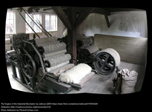Otomasyon Tarihinde Sanayi Devrimi