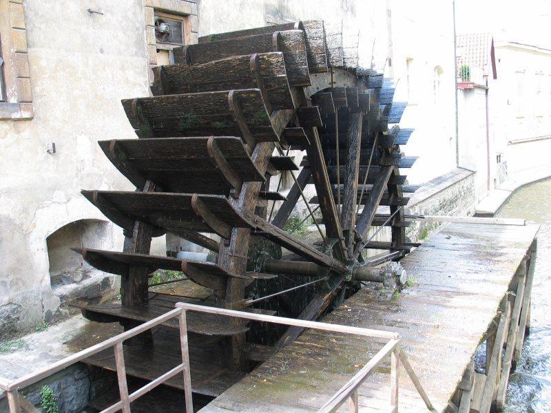 Waterwheel - History of Automation
