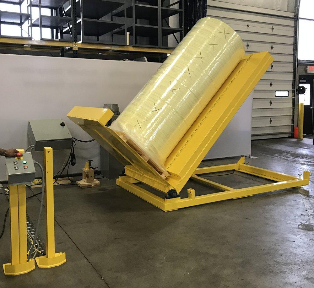 Hydraulic Tilt Table
