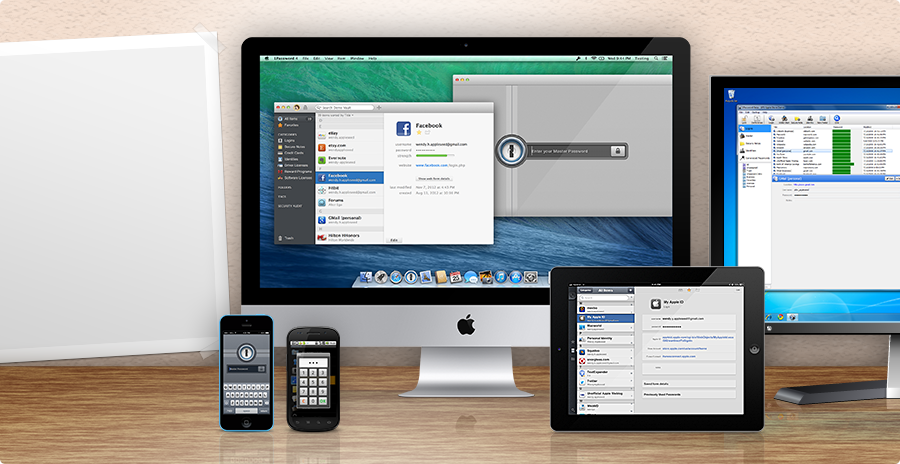Cross platform 1Password will make your  online life a little safer (and easier)