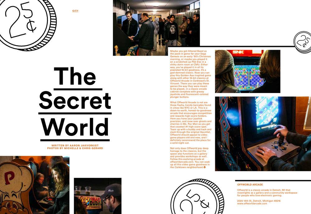 Grand Circus Magazine