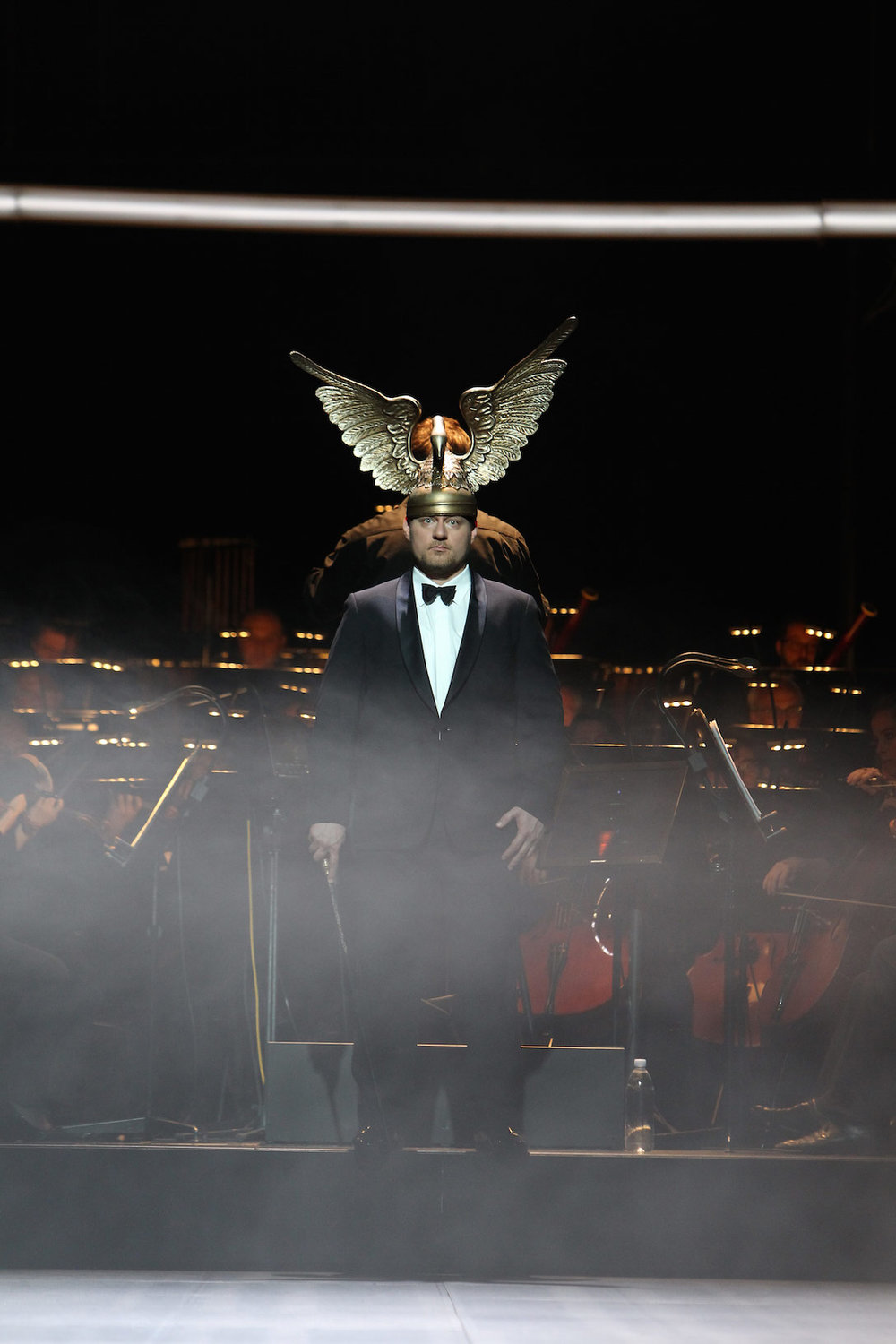 Theater Bremen,  Parsifal   with: Markus Poschner, Bremer Philharmoniker  photo credit: Jörg Landsberg
