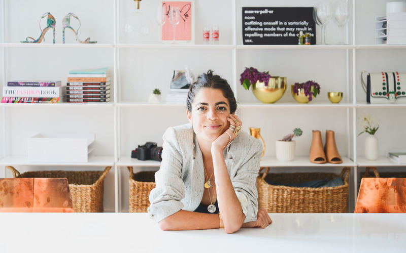 Founder, Leandra Medine.