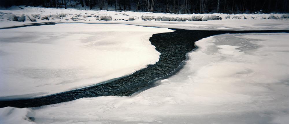 Au Sable Ice, 2013