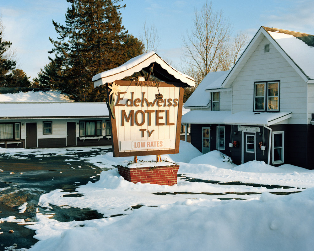 Edelweiss Motel, Lake Placid