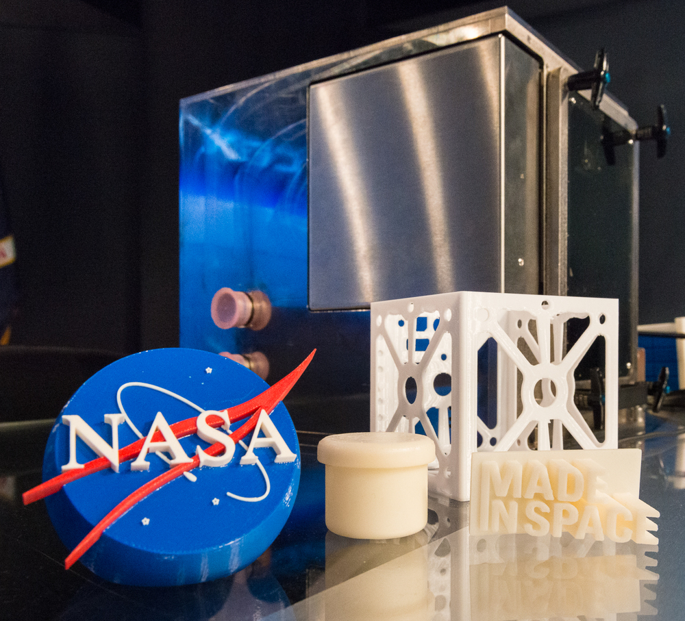 Space bound 3D printer!