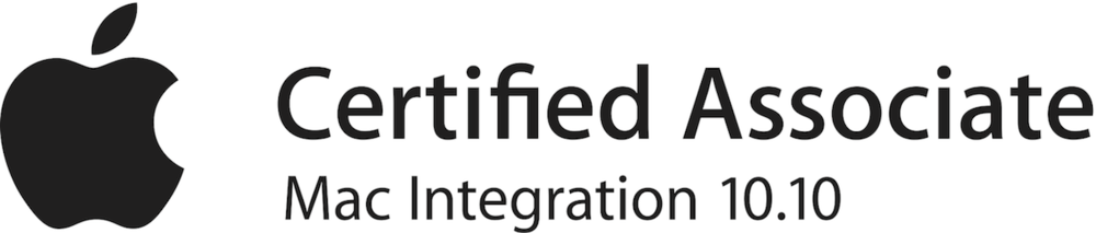 Certified Associate - Mac Intergration 10.10