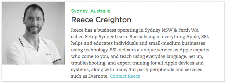 Evernote Business Certified Consultant
