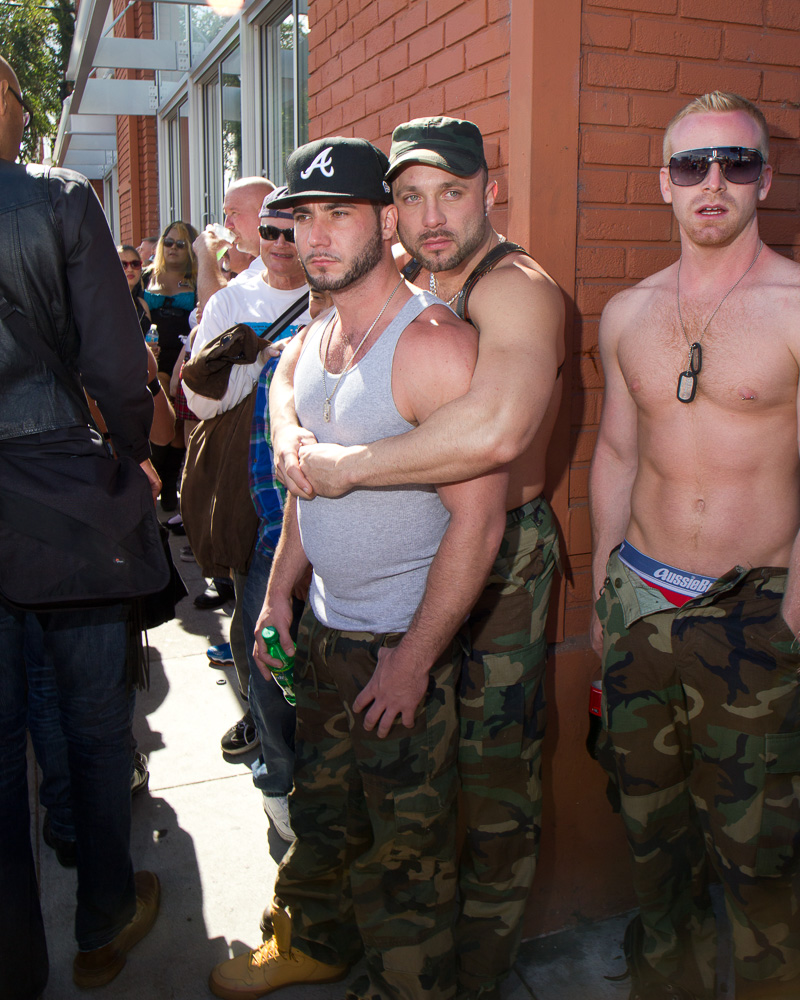 Folsom St. Fair, San Francisco, 2012