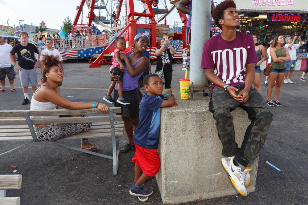 Ohio State Fair. August 2016
