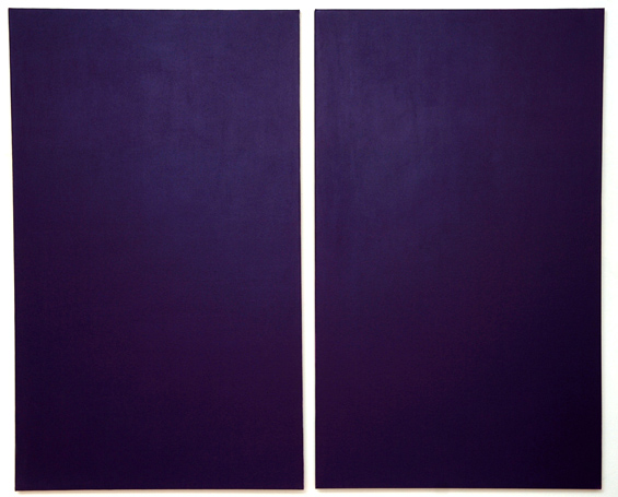 Deep Purple Diptych