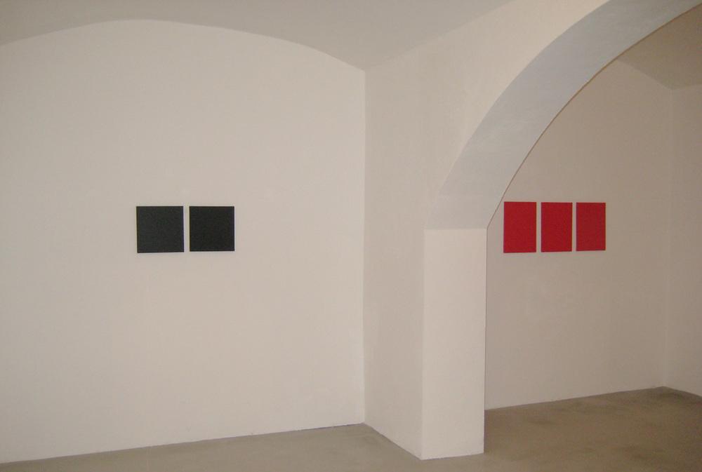 Installation Photo -2009Galerie König, Kunsthof, Berlin, Germany