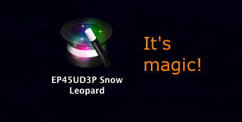 Updated - Install Snow Leopard On Your Hackintosh PC
