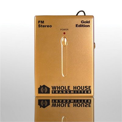 Whole House FM Transmitter -Gold Edition - Review