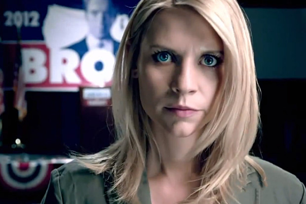 Claire Danes returns in Season 3 of Homeland
