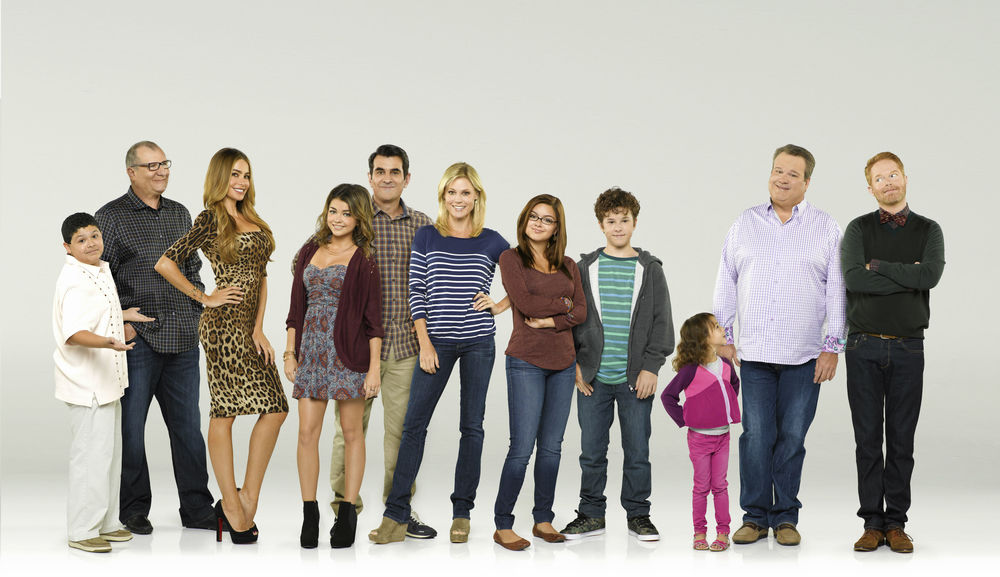 modern family cast to episode in australia nelbie tv and entertainment news australia