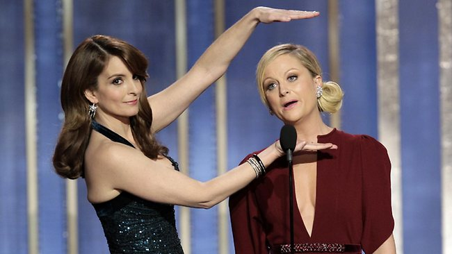 Tina Fey and Amy Poehler will return to host the Golden Globes