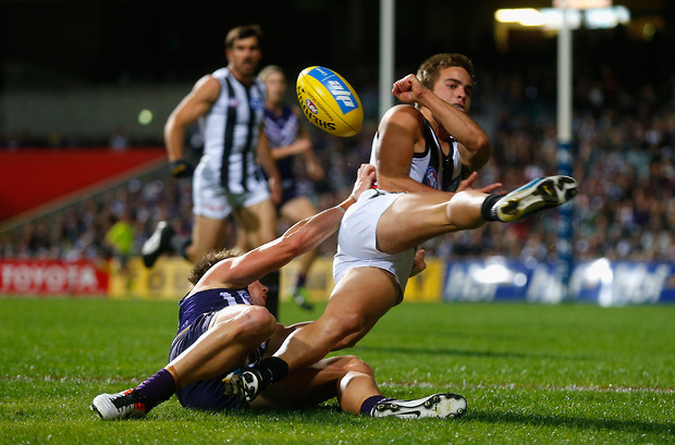 Collingwood vs Fremantle