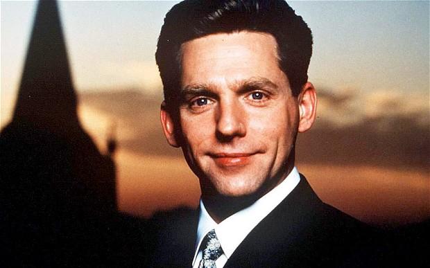 Scientology Leader, David Miscavige image - telegraph.co.uk