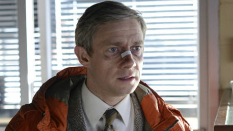 Martin Freeman in Fargo      image Totalfilm
