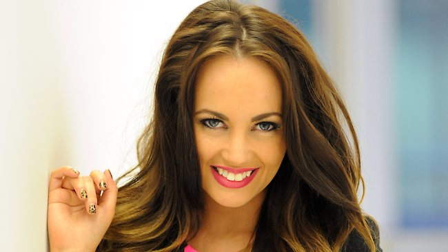 Samantha Jade    image - DailyTelegraph.com.au