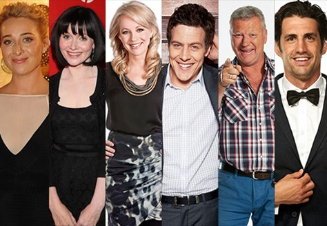 Going For Gold: The 2014 Gold Logie Nominees image: TVWeek.com.au