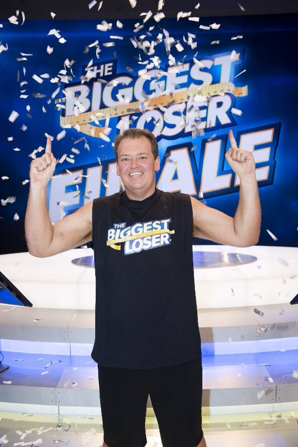 2014 Biggest Loser Australia winner Craig Booby. Image - supplied