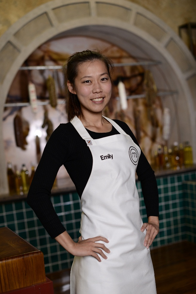 Masterchef Contestant Emily Loo  image - supplied
