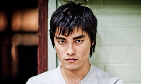 Remy Hii in Better Man  image - The Guardian
