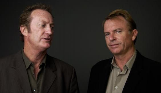 Bryan Brown and Sam Neill in Old School image - Filmink.com.au