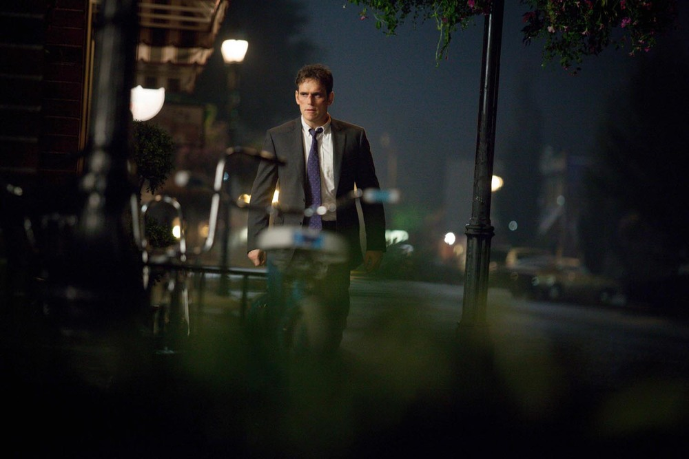 Matt Dillon in Wayward Pines  image - supplied