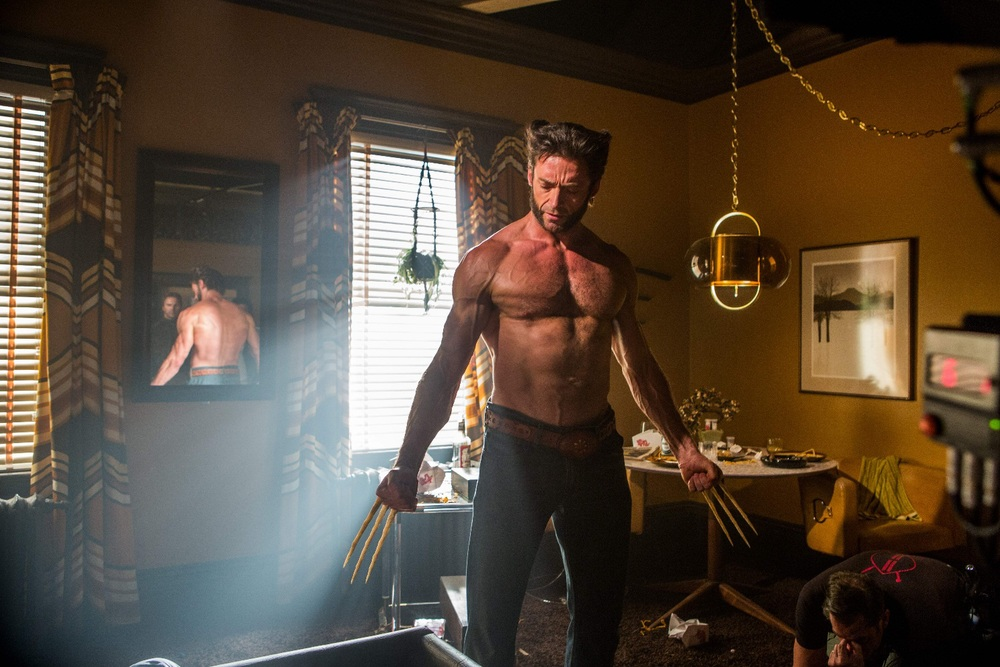 Hugh Jackman in X-Men: Days of Future Past image - supplied