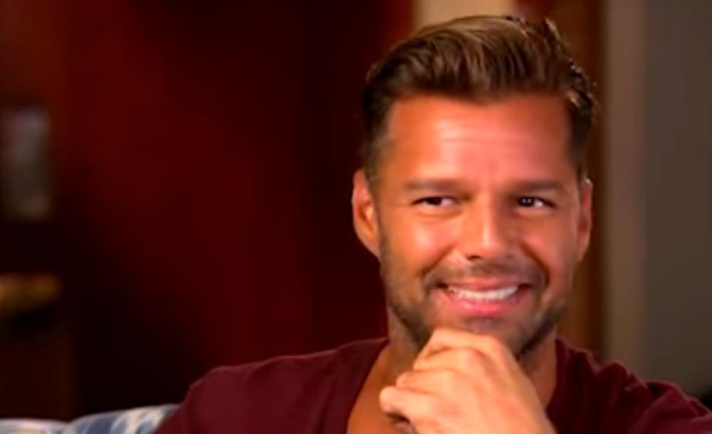 Ricky Martin image - Nine Network