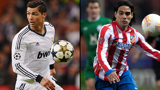 Real Madrid vs. Atletico Madrid  image - supplied