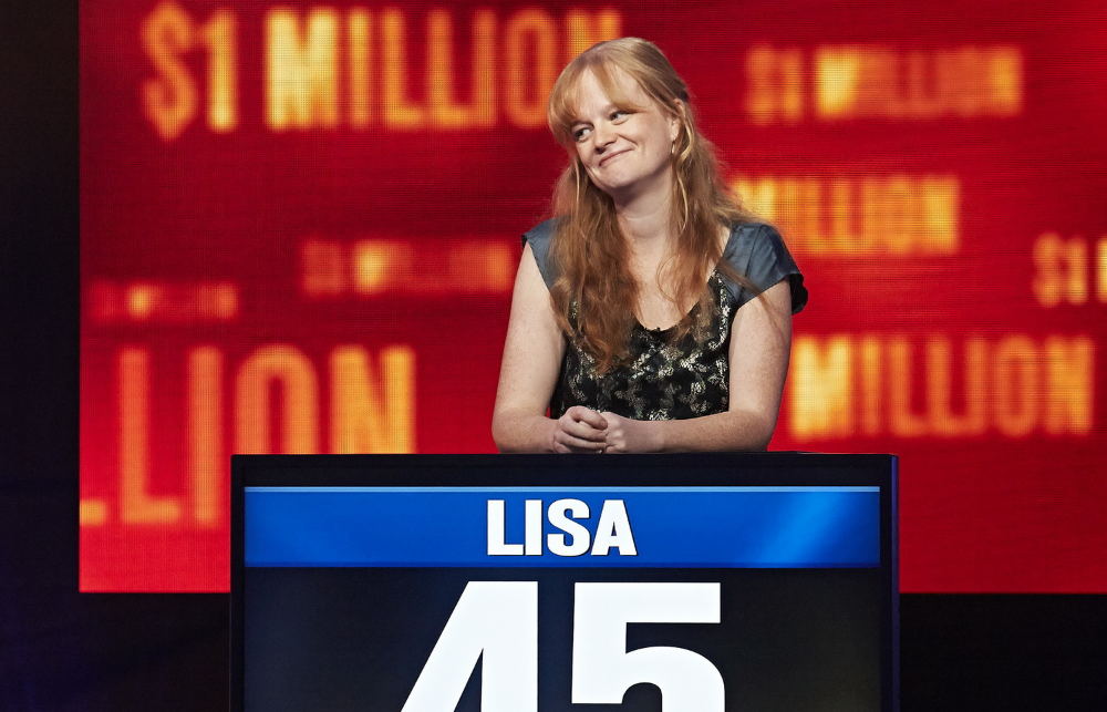 Lisa bows out but still wins $77,000.jpg