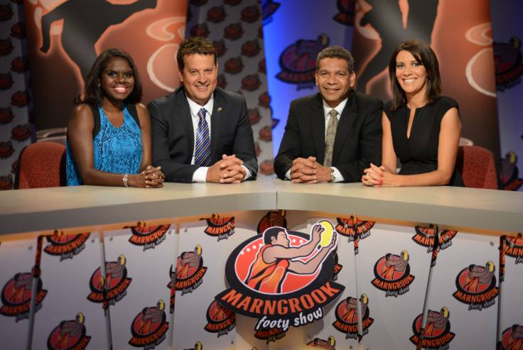 Marngrook Footy Show  image - supplied