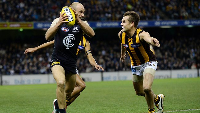 He's Back! Chris Judd ready to take on the Hawks image - News Corp
