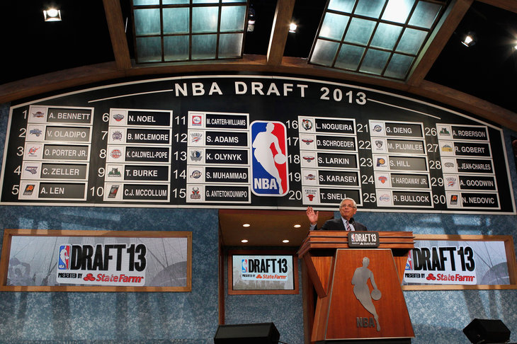 The NBA Draft - This week on ESPN image - supplied