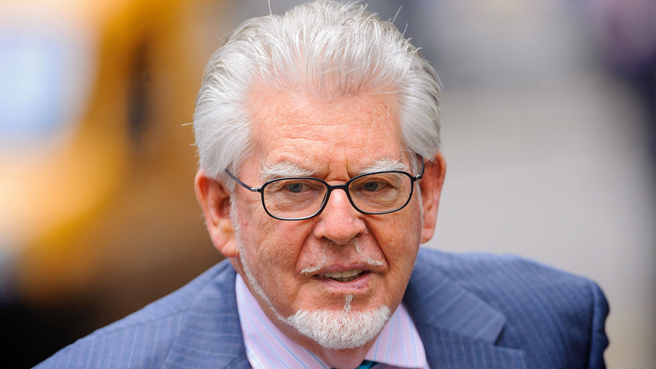 Rolf Harris outside court today image copyright: Yahoo7 - AAP