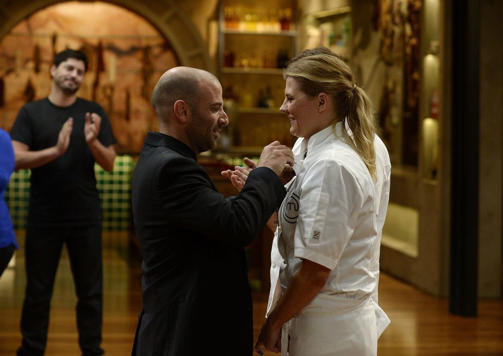 George Calombarisawards immunity to Tracy Collins  image - supplied