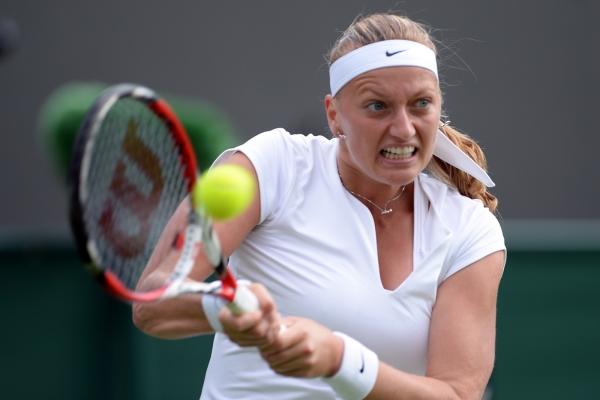 Petra Kvitova takes on Czech compatriot Lucie Safarova in first Semi Final tonight on Seven image - Wimbledon.com