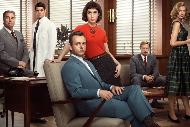 Masters Of Sex - Season 2 image - Showtime