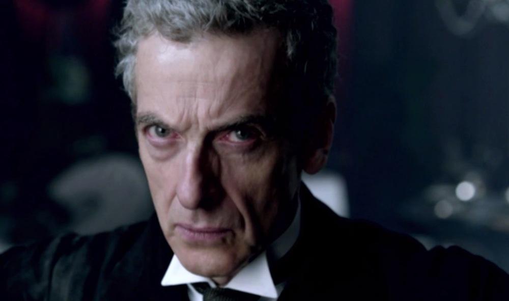 Peter Capaldi image - BBC